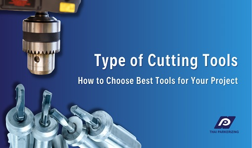 Type of Cutting Tools