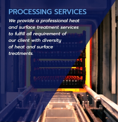 Banner PROCESSING SERVICE