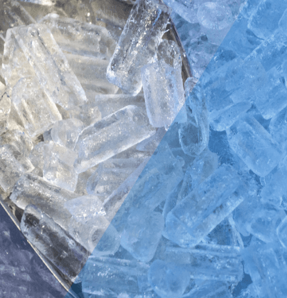 Cold room / Ice