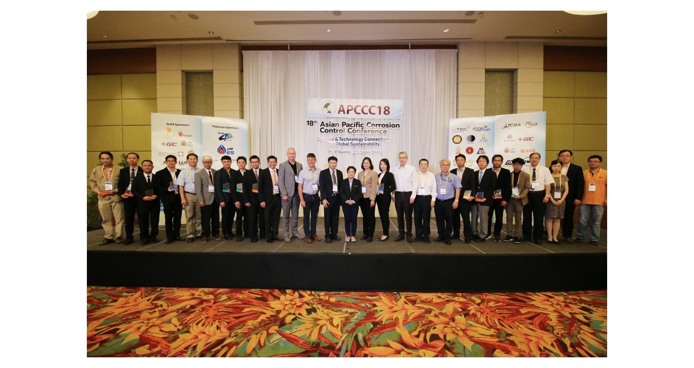 18th Asian Pacific Corrosion Control Conference (APCCC18)