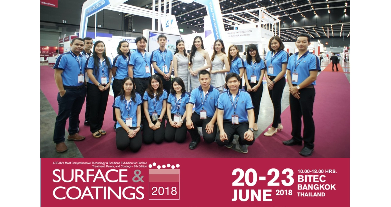 Surface & Coatings 2018