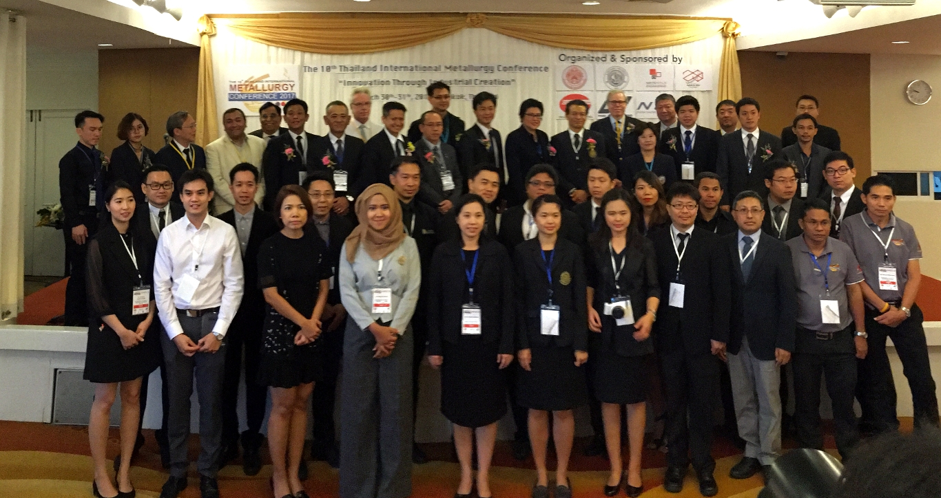 10th Thailand International Metallurgy Conference (TIMETC10)