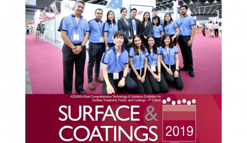 Surface & Coatings 2019