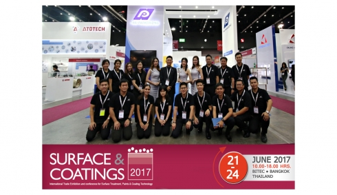 Surface & Coating 2017