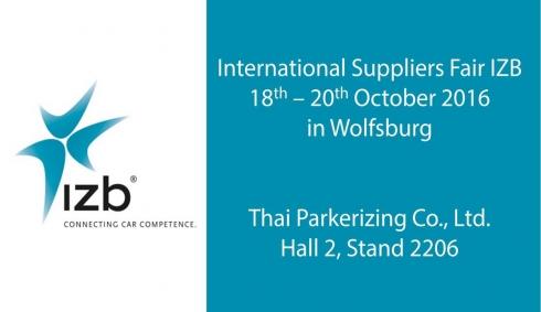 9th International Suppliers Fair (IZB, 2016)