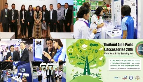 Thailand Auto Parts & Accessories 2016 (TAPA 2016)